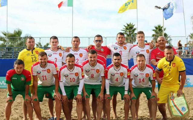 България - плажен футбол източник: Bulgaria Beach Soccer