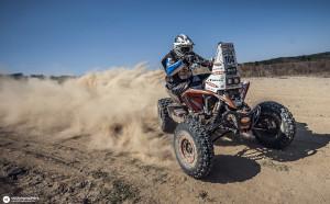 Холандец води на Balkan Offroad Rallye