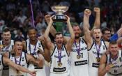 Словения е европейски шампион по баскетбол<strong> източник: БГНЕС</strong>