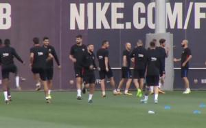 Три изненади в групата на Барселона