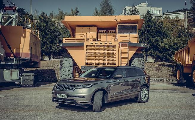 Range Rover Velar 300D First Edition