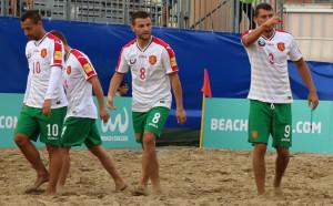 Симеон Христов: България доказа, че има плажен футбол