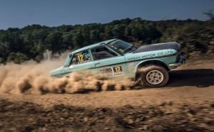 Кениец поведе след старта на Balkan Classic Rallye 2017
