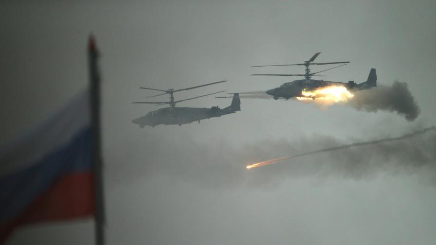 Русия даде отчет за Сирия – 434 генерали, 63 000 бойци