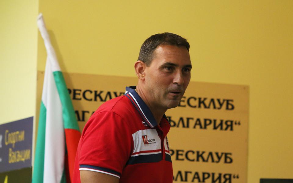 Петър Дочев ще гради нов шампионски отбор – Дея Волей