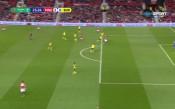 Манчестър Юнайтед - Бъртън 3:0 /първо полувреме/