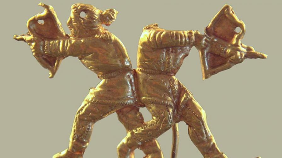 скитски воини