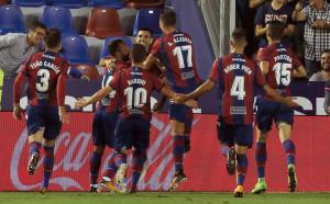 Леванте приземи жестоко Реал Сосиедад
