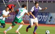 Етър без трима играчи срещу Черно море