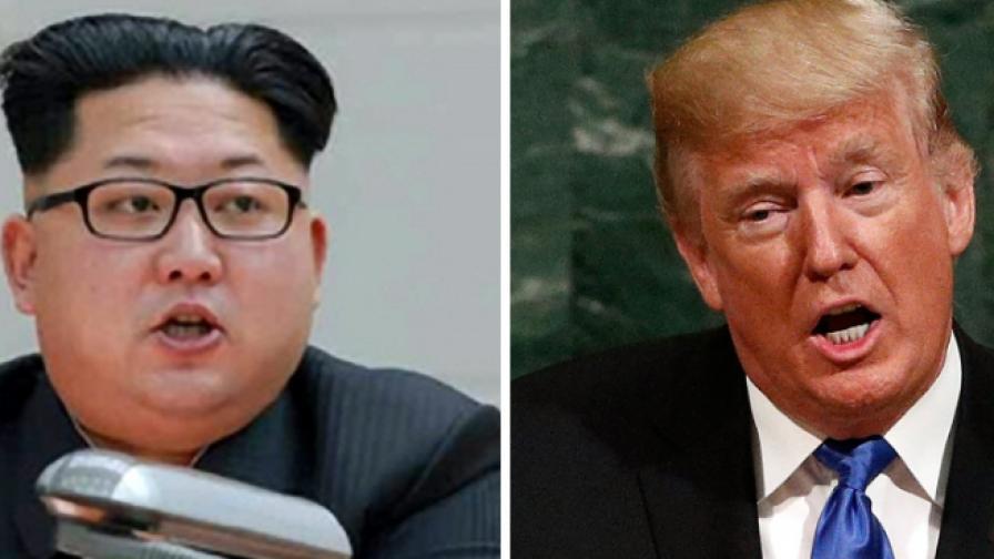 Тръмп: Аз ще се справя с Човека-ракета