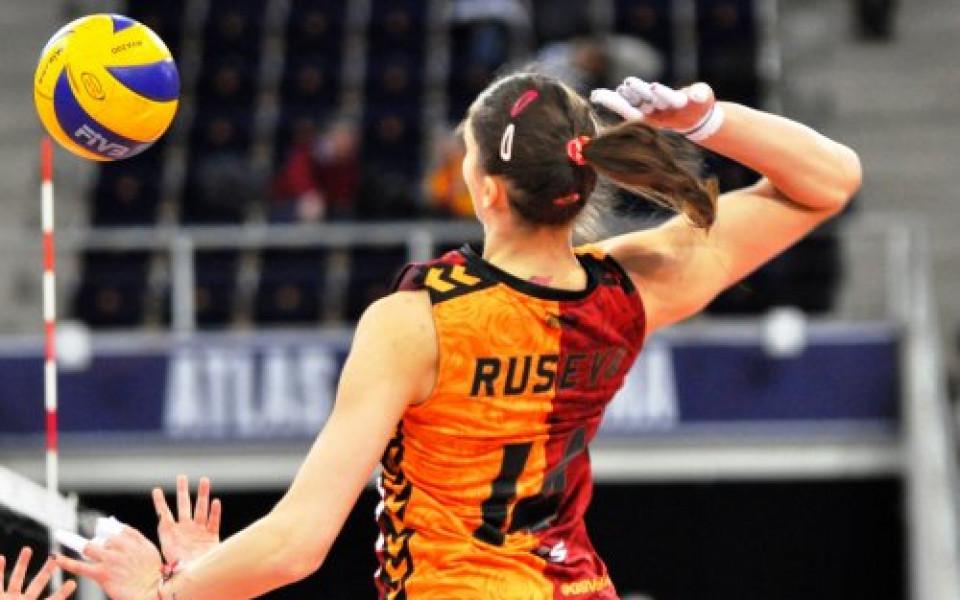 Галатасарай с две българки идва за турнир в Пловдив
