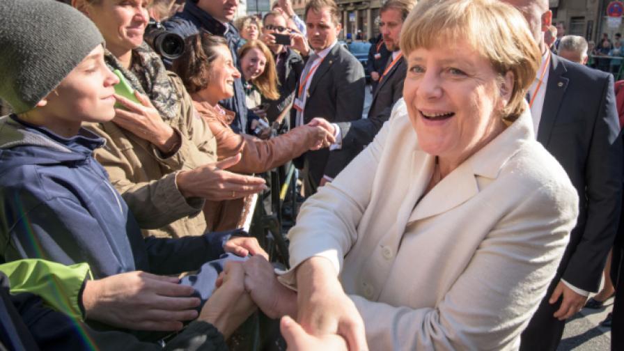 Скандал с мигранти, Меркел е знаела за пропуски от 1 г.