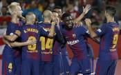 Барселона се мести във Висшата лига?