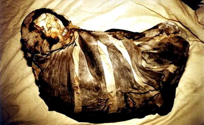 Една от най-запазените мумии на всички времена - Хуанита