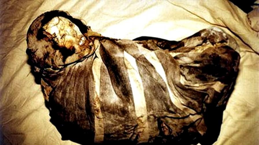 мумията Хуанита
