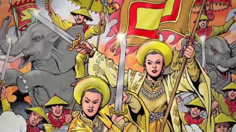 7 легендарни жени воини