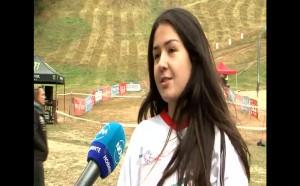 Виктория Гончева - българският нежен талант в планинското колоездене