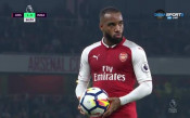 Нов гол на Лаказет и 2:0 за Арсенал срещу УБА