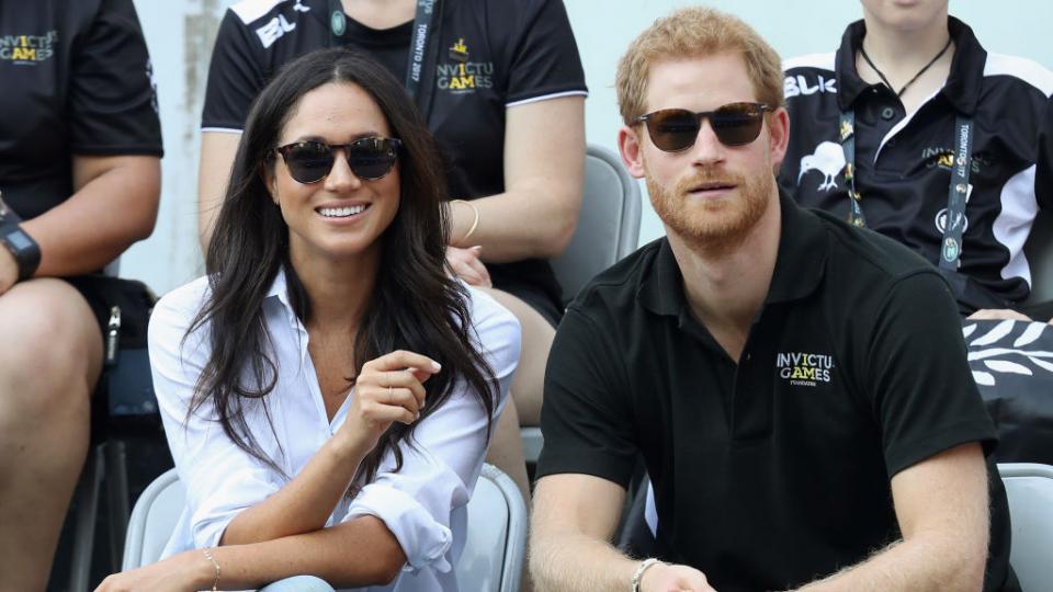 Принц Хари и Мегън Маркъл са... братовчеди!