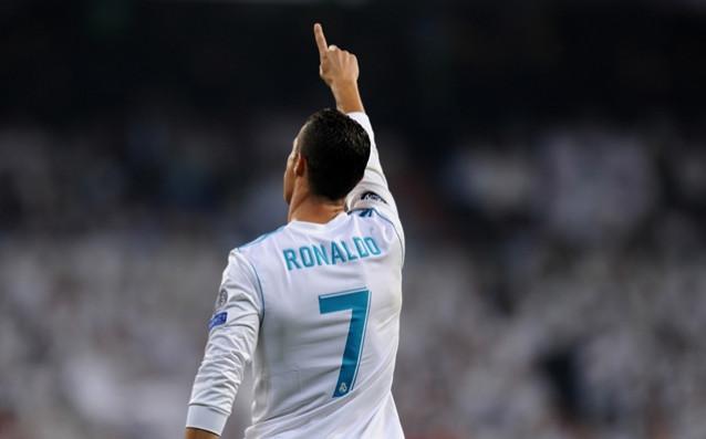 Нападателят на Реал Мадрид Кристиано Роналдо коментира възможността да подпише
