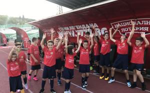 25 пълни с емоция детски сърца в Стара Загора