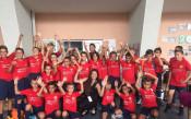 25 пълни с емоция детски сърца в Стара Загора<strong> източник: Кампус Барселона 2017</strong>