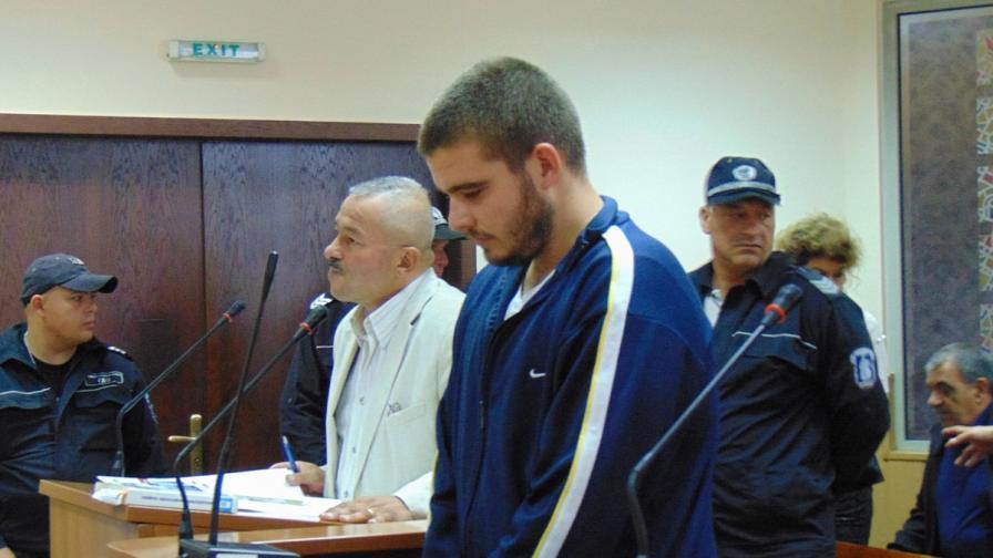 Димитър Тонкев в съда