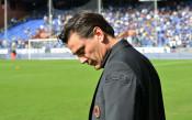 Уволнение в треньорския щаб на Милан