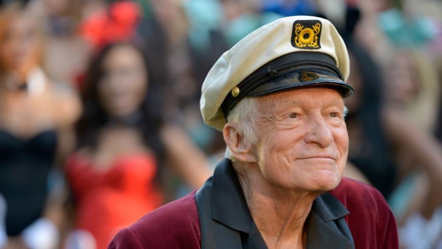 Първият плейбой почина на 91, вижте живота му