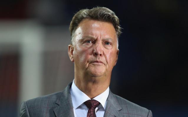 Бившият старши треньор на Манчестър Юнайтед Луис ван Гаал е