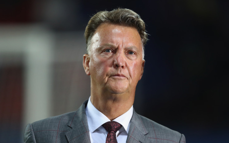 Ван Гаал отказал на Белгия, за да си вземе неустойката от Ман Юнайтед