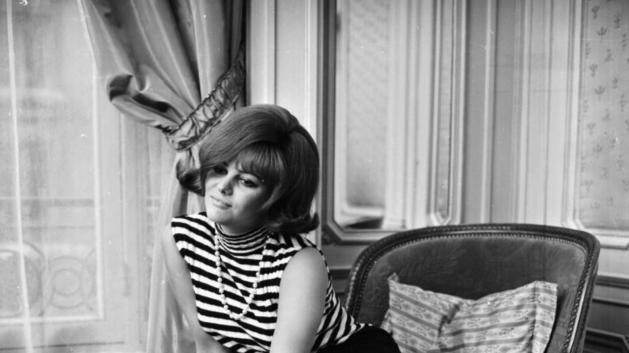 Клаудия Кардинале, 1964 г.