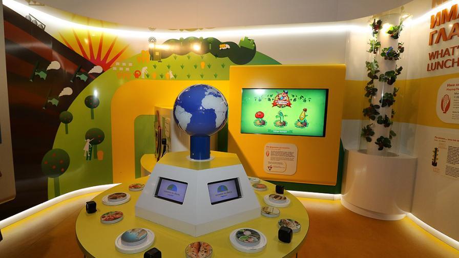Музейко превърна разговора за наука с българските деца, техните родители и учители в забавно преживяване.