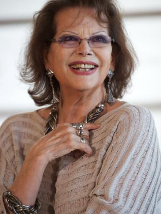 Клаудия Кардинале, 2012 г.