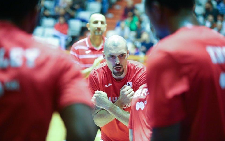 Лукойл с тежка битка в Литва, цели се в Шампионската лига