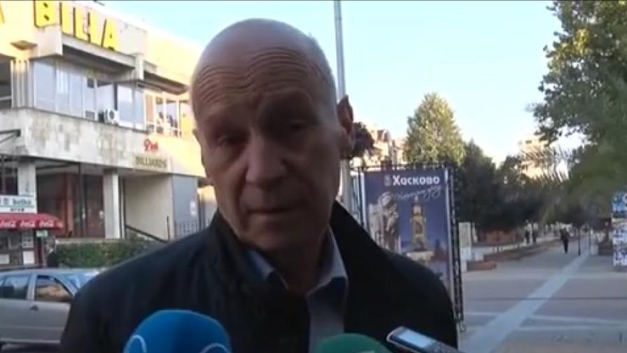 Кметът на Хасково се върна на работа, отива ли си Добрев