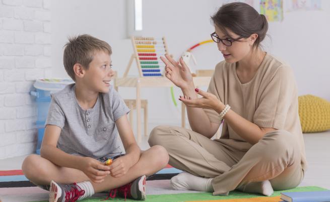 Родителите трябва да намират време за децата си.