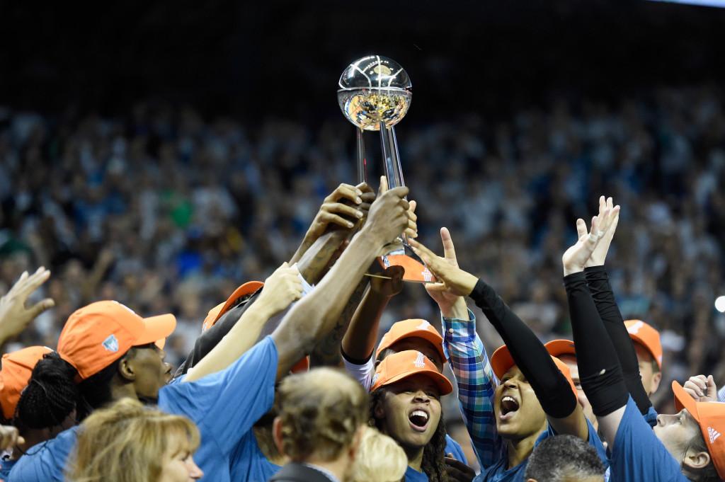 Минесота Линкс е новият шампион в женската НБА<strong> източник: Gulliver/GettyImages</strong>