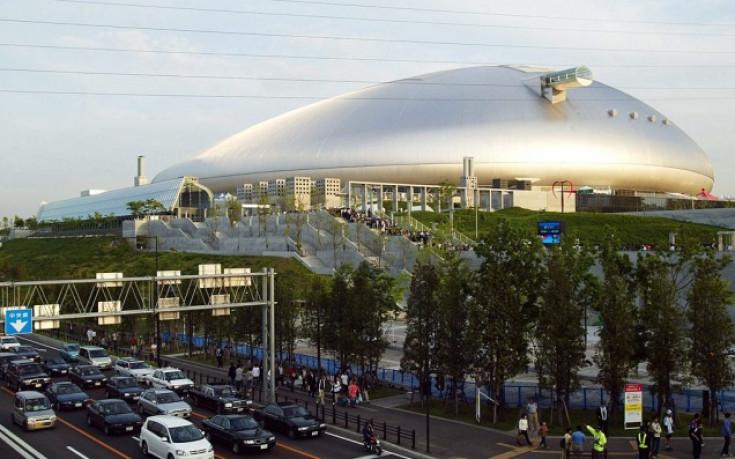 Най-странните стадиони и зали в света