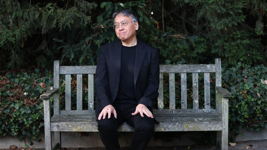 Писателят Кадузо Ишигуро взе Нобел за литература