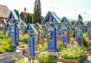 """Ето го """"най-веселото гробище"""" в света (СНИМКИ)"""
