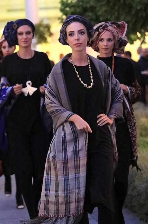 Сн. 17  - Официалното откриване на фестивала на 6 октомври 2017 г. в Квадрат 500 за подбрана публика от официални лица, партньори и приятели на посолството в...