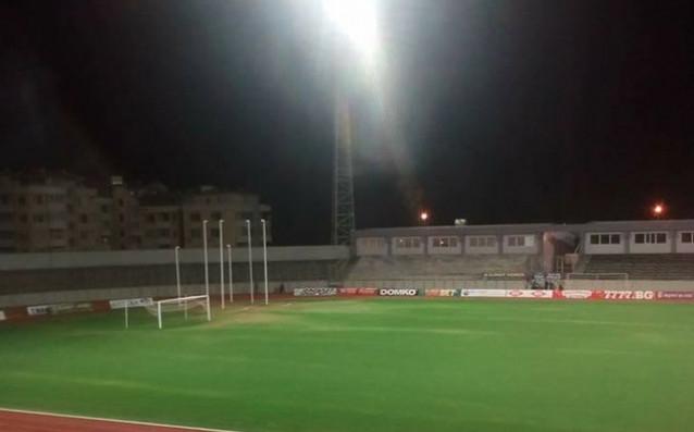 Стадион Ивайло<strong> източник: Валентин Грънчаров, Gong.bg</strong>