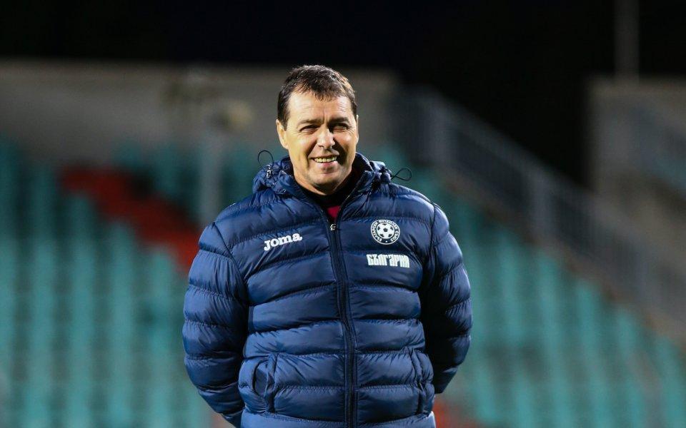 Петър Хубчев се усмихна в Люксембург