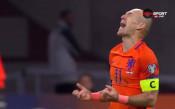 Холандия се моли на чудо, Робен ги води натам
