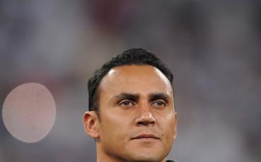 Навас няма да си тръгне от Реал, а ще се бори с Куртоа
