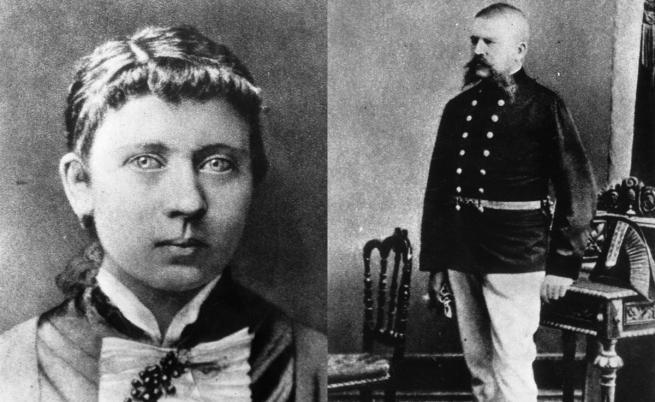 Родителите на Адолф Хитлер - Клара и Алоис