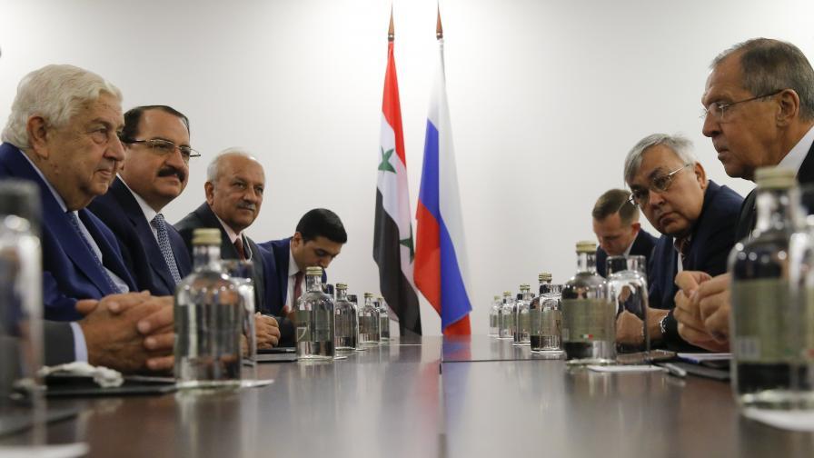 Русия не може да се измъкне от блатото на войната в Сирия