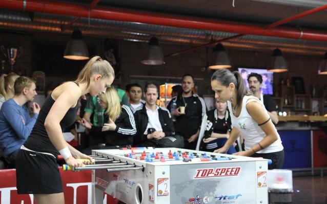 Чeтвъртото издание на ежегодния международен турнир по футбол на маса