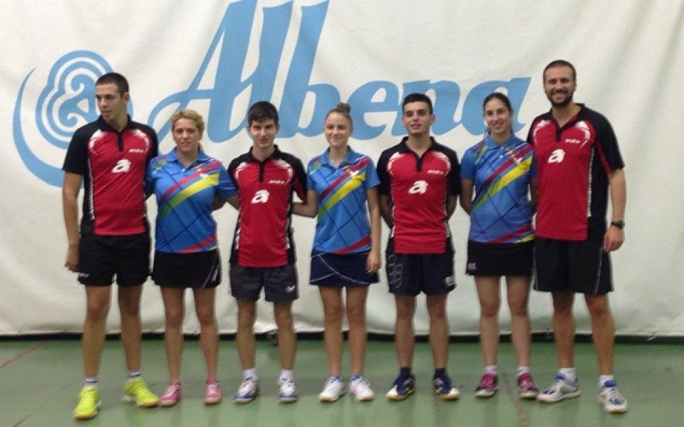 Спортен талант с успешен старт във Висшата лига по тенис на маса